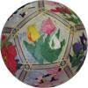 十二面和紙てまり(12ヶ月の花)